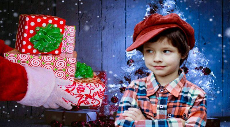 Leder du efter en god julegave til en dreng?