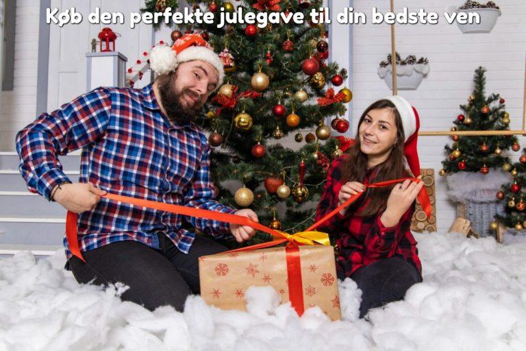 Køb den perfekte julegave til din bedste ven - Julepakke